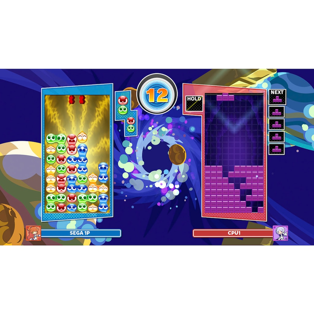 Spiel »Puyo Puyo Tetris 2«, PlayStation 5