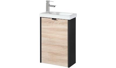 WELLTIME Premium - Waschtisch »Alaska«, Gästebad, Breite 40 cm, 2 - tlg. kaufen
