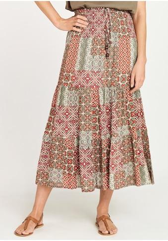 Apricot Maxirock »Geo Tile Print in 2in1 Skirt«, auch als Kleid tragbar kaufen