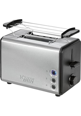 BOMANN Toaster »TA 1371«, 850 W kaufen