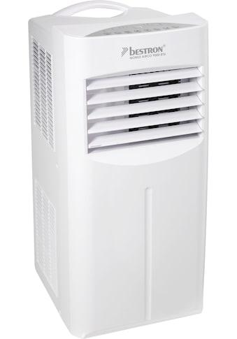 bestron Klimagerät »AAC9000«, Kühlleistung 2,6 kW mit umweltfreundlichem Kühlmittel,... kaufen