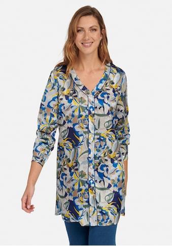 Emilia Lay Langarmbluse »Long-Bluse« kaufen