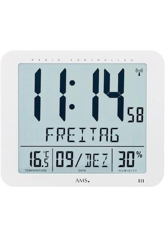 AMS Funkwanduhr »F5886« kaufen