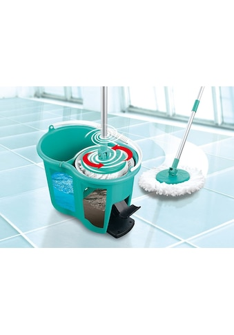 CLEANmaxx Bodenwischer-Set »Basis-Set«, Wischmop kaufen