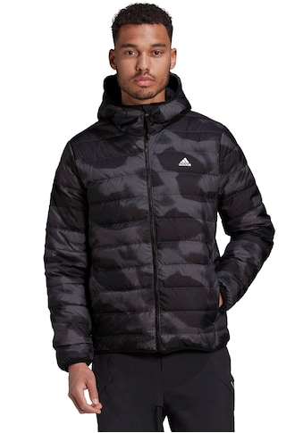 adidas Performance Daunenjacke »TODOWN ALLOVER PRINT HOODED« kaufen
