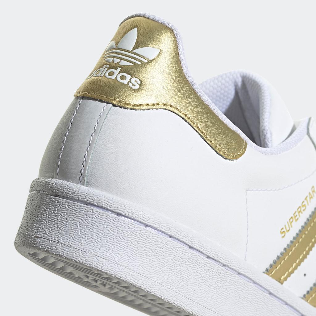 adidas Originals Sneaker »SUPERSTAR W«