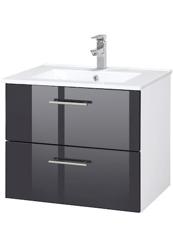 Waschtisch »Trento«, Badmöbel in Breite 60 cm kaufen