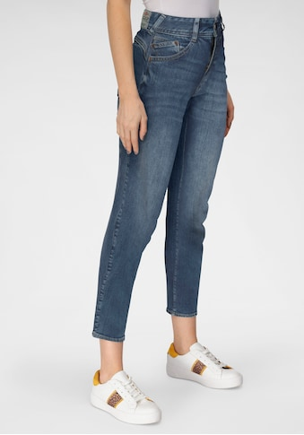 Herrlicher Slim-fit-Jeans »GILA HI CONIC«, umweltfreundlich dank der ISKO New Technology kaufen