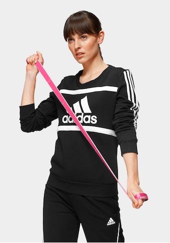 adidas Performance Sweatshirt »ESSENTIALS LOGO COLORBLOCK SWEATSHIRT« kaufen