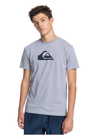 Quiksilver T-Shirt »Comp Logo« kaufen