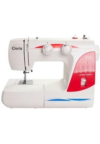 Clarie Freiarm-Nähmaschine »125«, 26 Programme kaufen