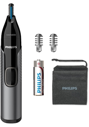 Philips Nasen- und Ohrhaartrimmer »NT3650/16«, 2 Aufsätze, ultimativer Komfort ohne... kaufen