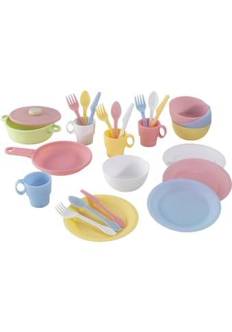 KidKraft® Kinder-Küchenset »Küchen-Spielset, pastell« kaufen