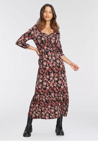 Tamaris Jerseykleid, in Midi-Länge - NEUE KOLLEKTION kaufen