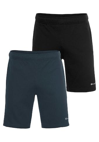 Champion Sweatshorts »BERMUDA DP« (Packung, 2 tlg.) kaufen