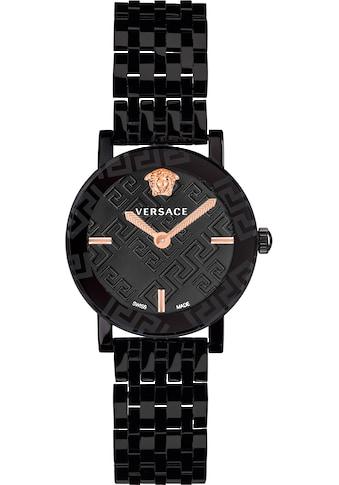 Versace Schweizer Uhr »GRECA GLASS, VEU300721« kaufen