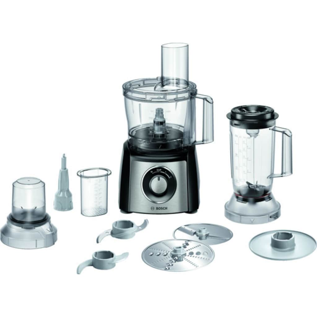 BOSCH Küchenmaschine »MCM3PM386 MultiTalent 3 Plus«