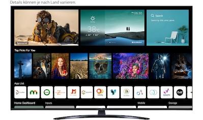 "LG LCD-LED Fernseher »50UP81009LR«, 126 cm/50 "", 4K Ultra HD, Smart-TV, LG Local... kaufen"