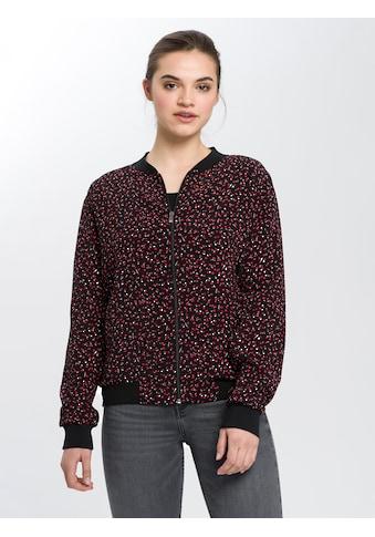 Cross Jeans® Blouson »65245«, Pflegeleichter Materialmix kaufen
