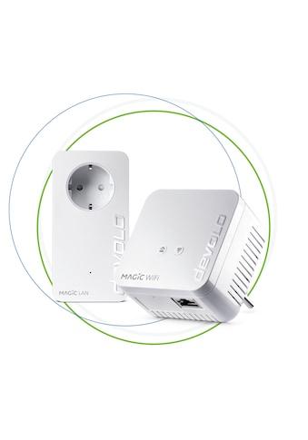 DEVOLO »(1200Mbit, G.hn, Powerline + WLAN, Mesh)« WLAN - Router kaufen