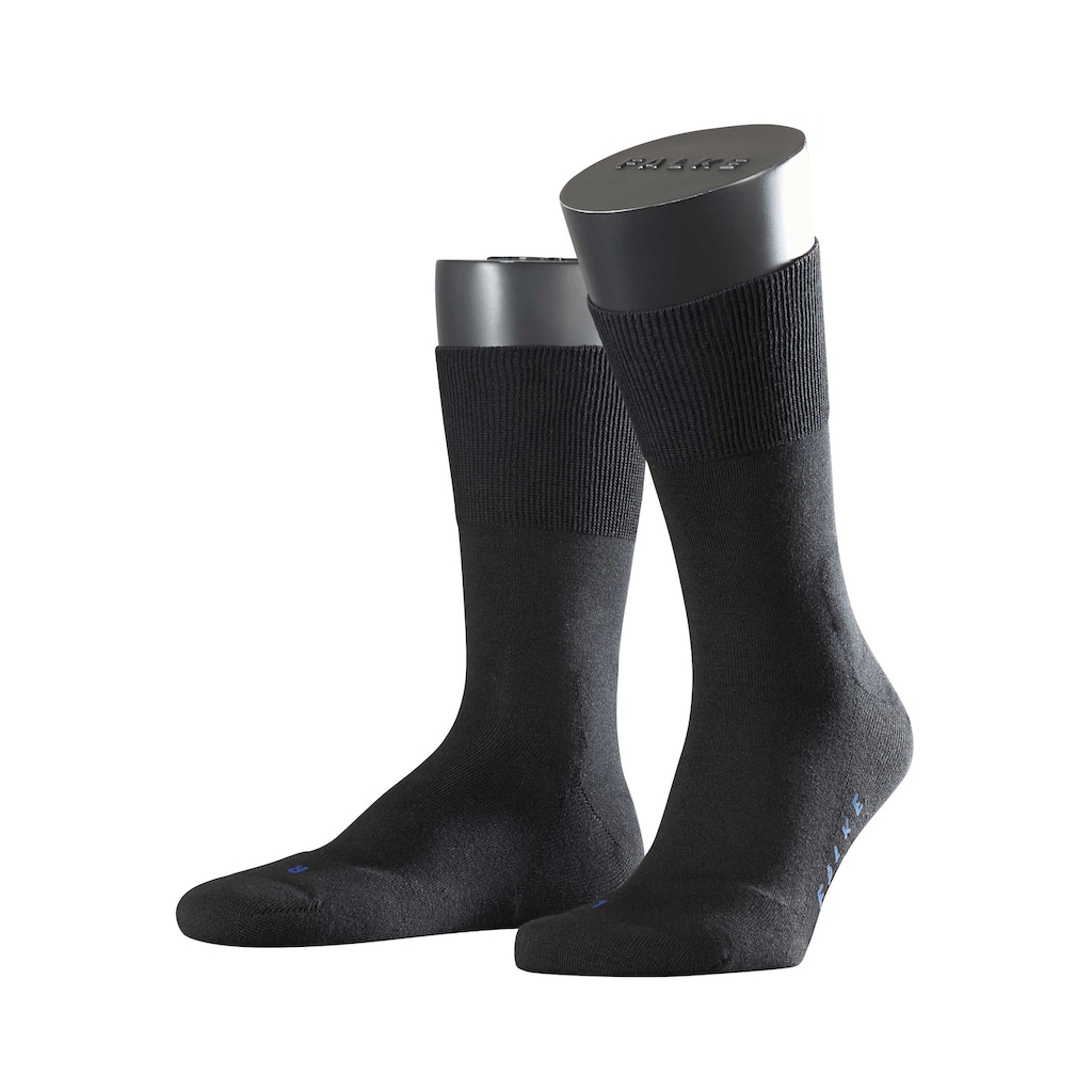 FALKE Socken »Run«, aus wärmender Baumwolle