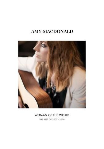Musik-CD »Woman Of The World / Macdonald,Amy« kaufen