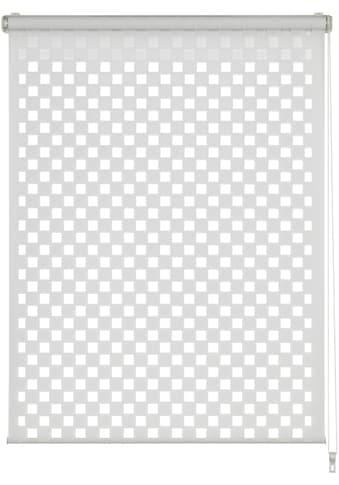 GARDINIA Doppelrollo »EASYFIX Doppelrollo Cut-Out Quadrat«, Lichtschutz, ohne Bohren,... kaufen