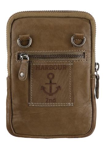 HARBOUR 2nd Mini Bag »B3-1548 al-kl-Benita«, aus griffigem Leder mit typischen... kaufen