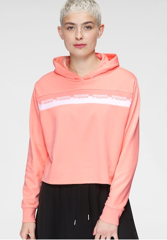 PUMA Kapuzensweatshirt »Amplified Cropped Hoodie TR« kaufen