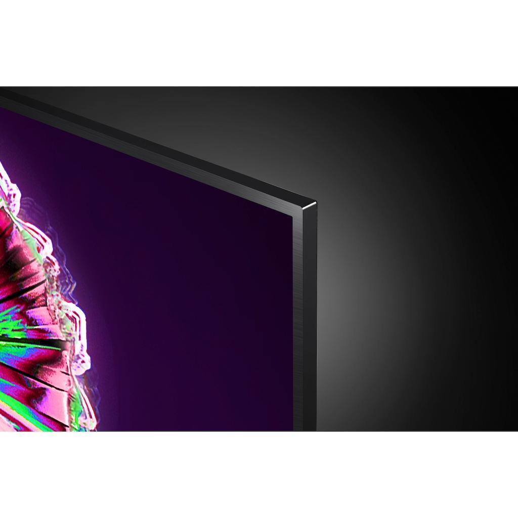 "LG LED-Fernseher »55NANO796NE«, 139 cm/55 "", 4K Ultra HD, Smart-TV, NanoCell-Google Assistant, Alexa und AirPlay 2-inkl. Magic Remote-Fernbedienung"