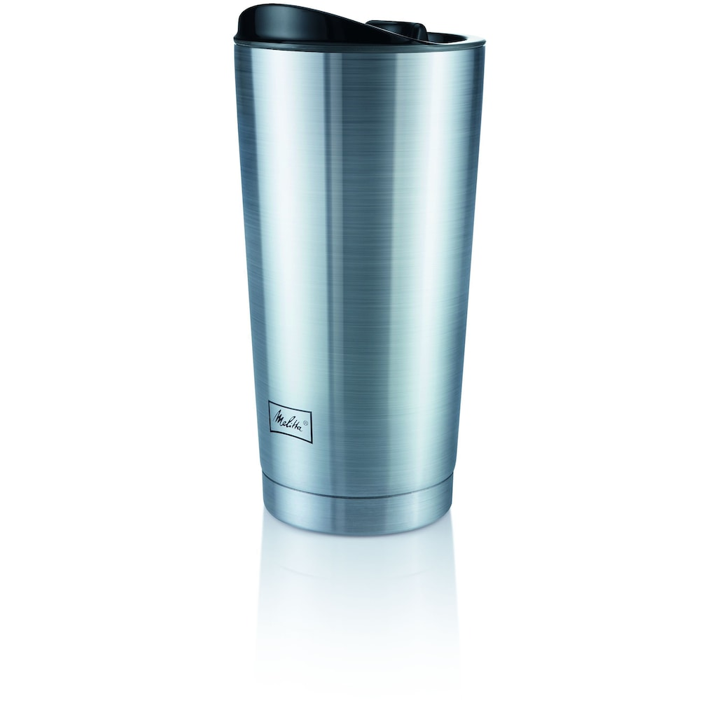 Melitta Filterkaffeemaschine »Single5® Therm M728«, Papierfilter, 1x2, mit Edelstahl-Thermobecher