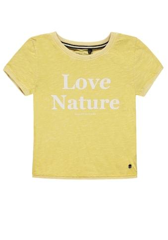 Marc O'Polo Junior T-Shirt »Love Nature« kaufen