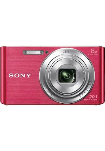 Sony Kompaktkamera »DSC-W830«, ZEISS Vario-Tessar, 20,1 MP, 8x opt. Zoom kaufen