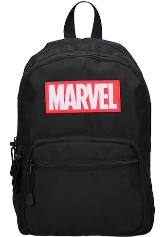 Vadobag Schulrucksack »Marvel Retro Dedication, black« kaufen