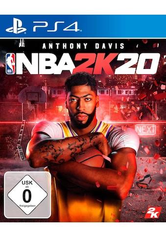 2K Spiel »NBA 2K20«, PlayStation 4 kaufen