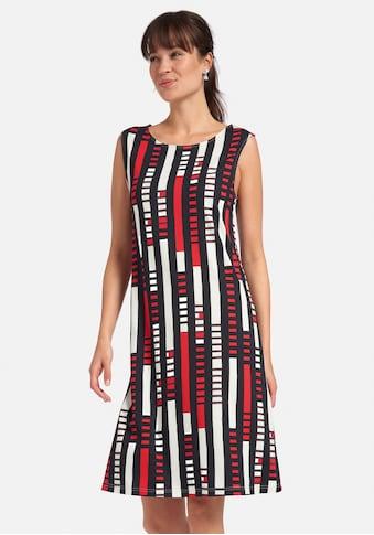 Peter Hahn Jerseykleid »Kleid«, mit Allover Muster kaufen
