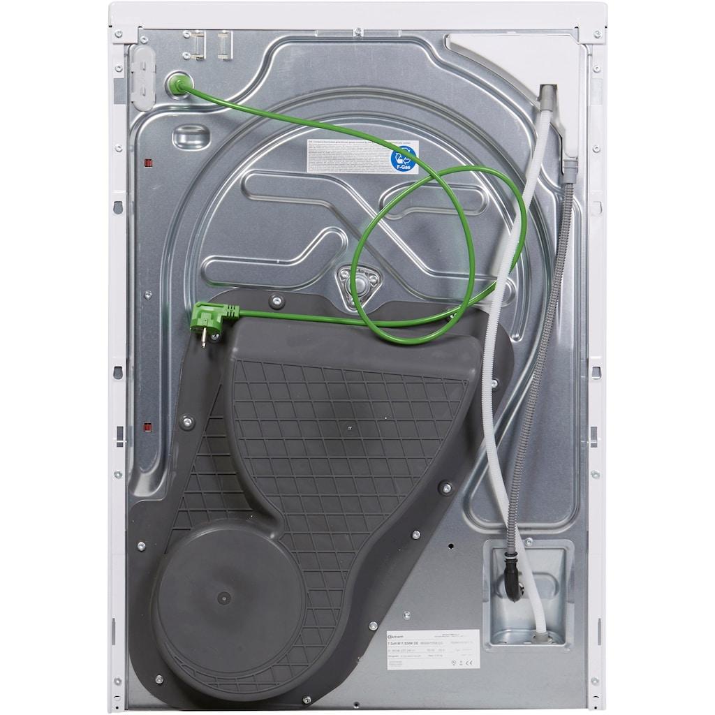 BAUKNECHT Wärmepumpentrockner »T Soft M11 82WK DE«