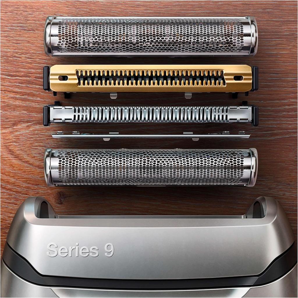 Braun Elektrorasierer »Series 9 9380cc«, mit Reinigungs- und Ladestation
