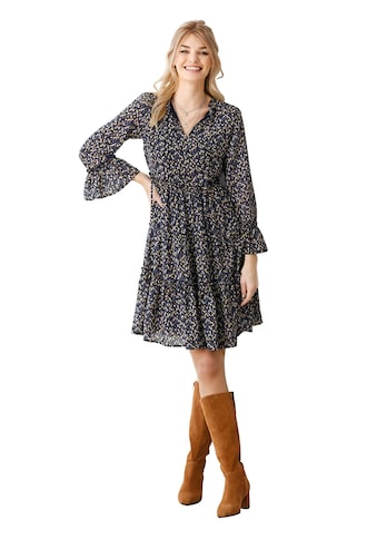 LINEA TESINI by Heine Volantkleid »Druck-Kleid« kaufen
