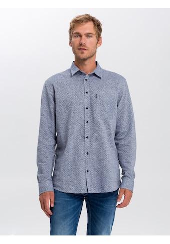 Cross Jeans® Langarmhemd »35349« kaufen