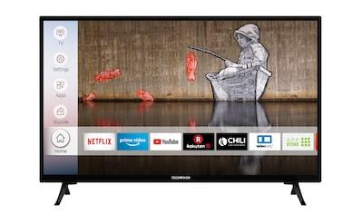 Techwood , LED - Fernseher (80 cm / (32 Zoll), HD - ready kaufen