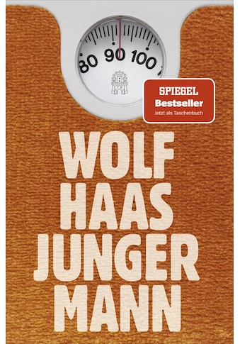 Buch »Junger Mann / Wolf Haas« kaufen