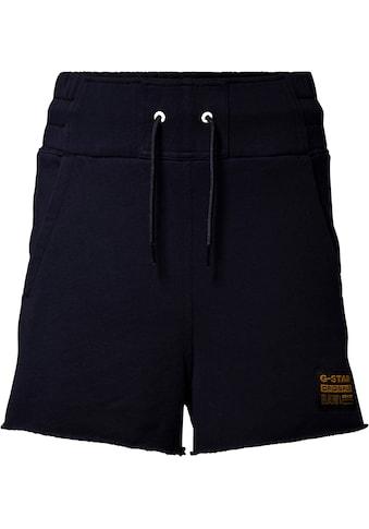G - Star RAW Shorts »High waist sw short« kaufen