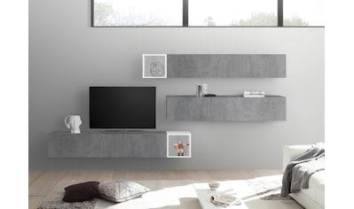 LC Wohnwand »Infinity«, (Set, 4 tlg.) kaufen