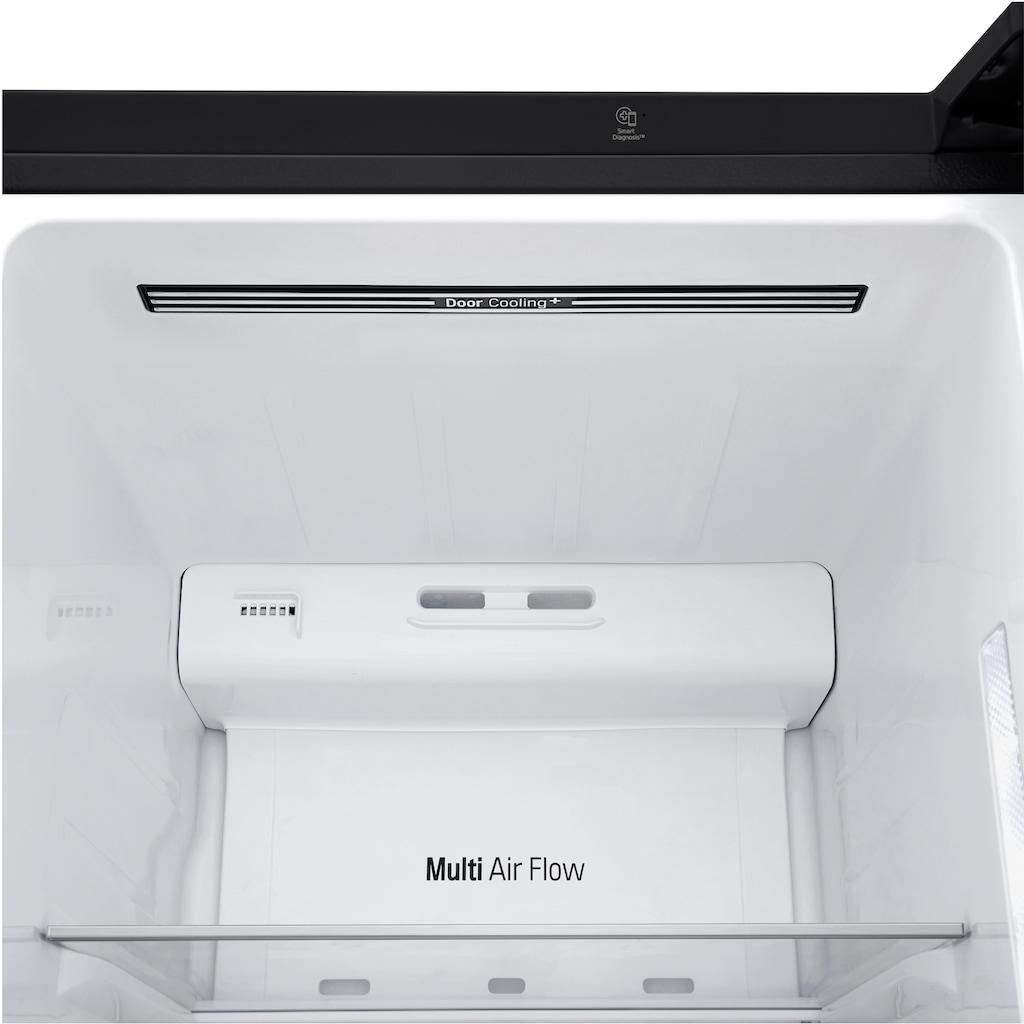 LG Side-by-Side »GSL761MCZZ«