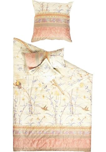 Bassetti Kissenbezug »Fong«, (1 St.), mit Vögeln kaufen