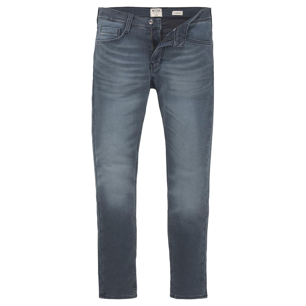 MUSTANG 5-Pocket-Jeans »Oregon«, mit leichten Abriebeffekten