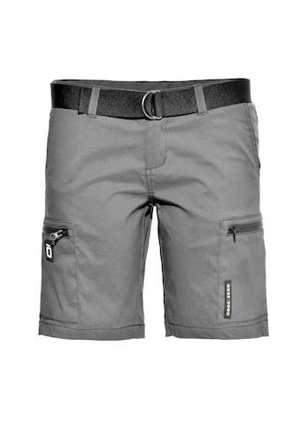 CODE-ZERO Funktionsshorts »Luff Shorts«, Nicht trockenreinigen kaufen