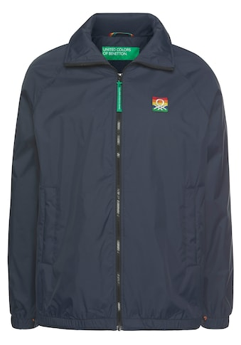 United Colors of Benetton Blousonjacke, mit großen Logoprints kaufen