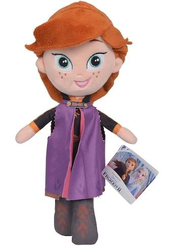 SIMBA Plüschfigur »Disney Frozen 2, Anna, 30 cm« kaufen